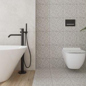 Płytki ceramiczne z kolekcji Kobe z linii Patchwork Concept. Fot. Opoczno