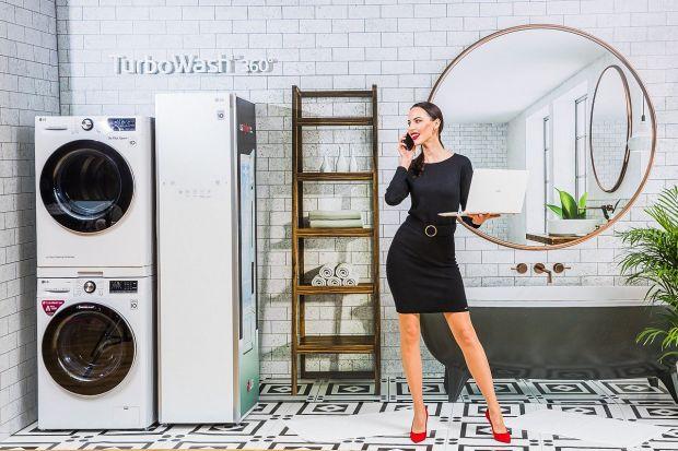 Sprzęty domowe coraz częściej wyposażane są w różnorodne inteligentne technologie. Znana koreańska marka wprowadza na rynek pralkę ze... sztuczną inteligencją.