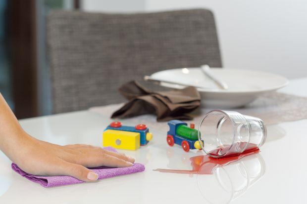 Jak nakłonić nasze pociechy, aby regularnie pomagały w domowych porządkach? Przeczytajcie co radzi jedna ze znanych firm.
