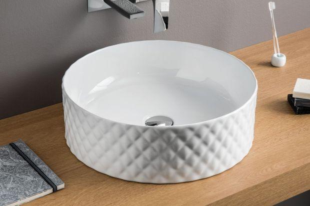 Segment umywalek łazienkowych jest - obok baterii - chyba najbardziej fantazyjnymjeżeli chodzi o wzornictwo produktów. Niektóre produkty naprawdę potrafią wyglądać niczym nowoczesne dzieła sztuki. Zresztą, zobaczcie sami!