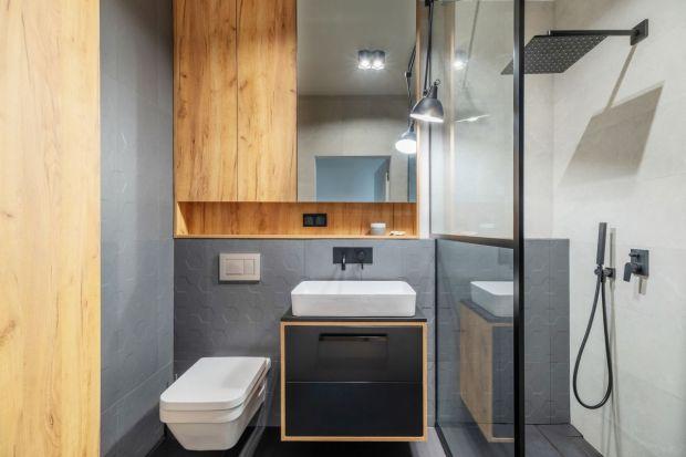 Po styl industrialny coraz chętniej sięgamy urządzając łazienki. Zobaczcie jak zrobili to inni!