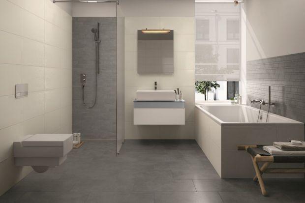 Płytki jak kamień to świetny sposób na aranżację łazienki. Dzięki swojemu wyglądowi pomogą stworzyć ponadczasową i uniwersalną aranżację.