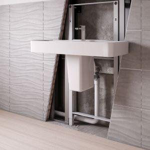 Stelaz ProSys do umywalki. Fot. Ideal Standard