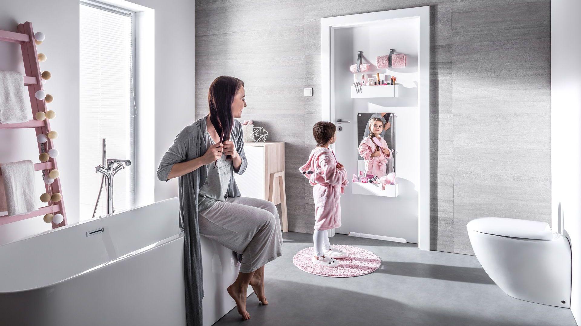 Drzwi łazienkowe Smart. Fot. VOX
