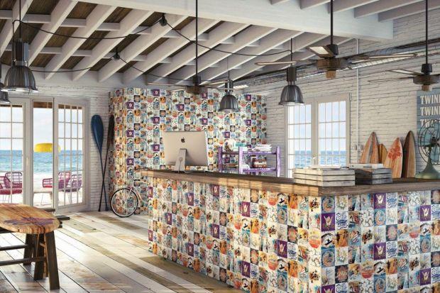 Gdy nie mamy pomysłu, jak udekorować własna kuchnię z pomocą przyjdą płytki ceramiczne. Zobaczcie dekoracyjne wzory w modnych kolorach.