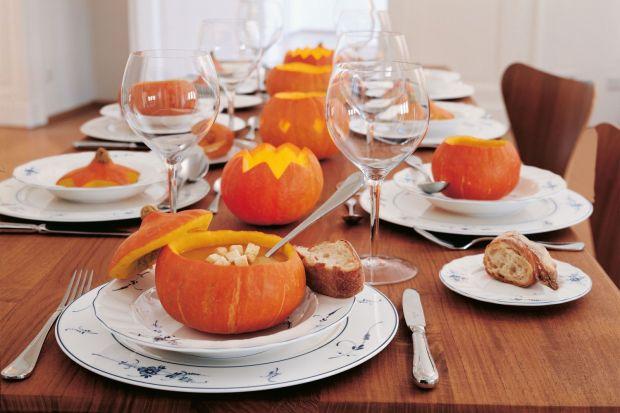 Jak udekorować stół i dom na Halloween? Zobaczcie nasze propozycje.