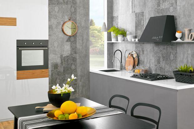 Kuchnia to miejsca, w których najtrudniej o długotrwałą czystość.