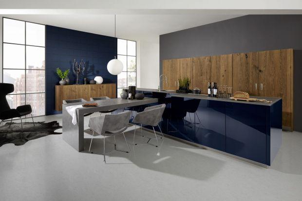 W nowoczesnych wnętrzach o minimalistycznym charakterze kuchnia musi być w drewnie. Zobaczcie najnowsze kolekcje mebli prosto z Eurocucina 2016.