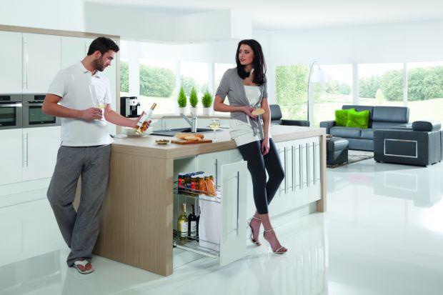 Carga w kuchni - idealne uzupełnienie szafek