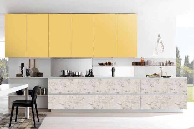 Kolorowe fornty szafek kuchennych - jak wybrać?