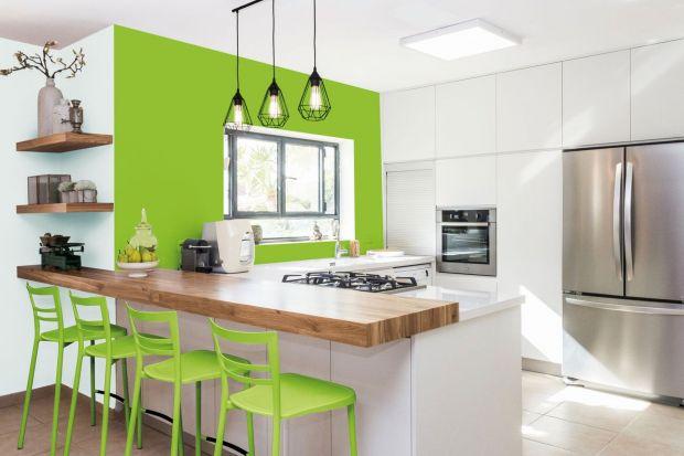 """Jesteśmy przyzwyczajeni do tego, że o inteligencji domu stanowią zaawansowane technologicznie rozwiązania: zdalne sterowanie, systemy zarządzania budynkiem i gadżety. Teraz także elementy wykończenia, takie jak farby, mogą być """"smart""""."""