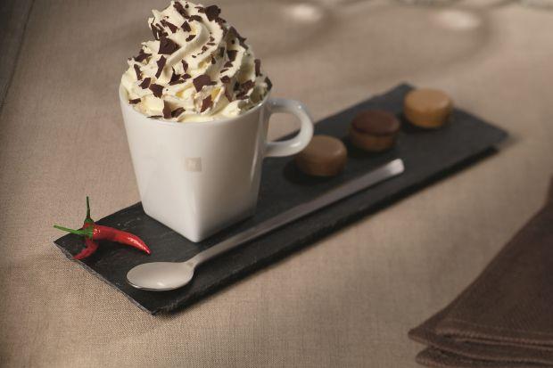 Pikantna kawa Viennois