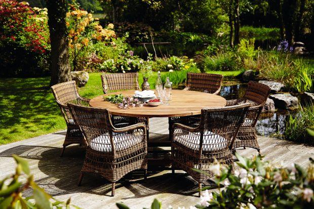 Obiad w ogrodzie - to już ostatni ciepły tydzień!