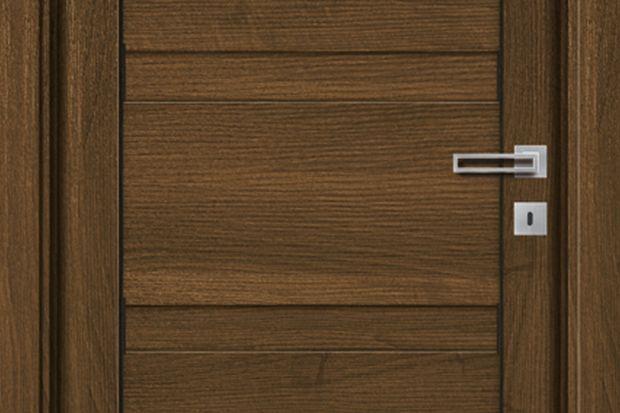 Dyskrecja i elegancja, czyli drzwi do kuchni