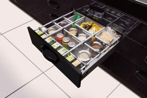 Co kryją szuflady? Przegląd akcesoriów do szuflad
