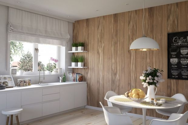 Mogą być efektowną alternatywą dla farby i tapety. Z ich pomocą uzyskamy na ścianie modny efekt starej cegły, bielonej deski lub miedzianej blachy. Na dodatek są łatwe w montażu. Panele dekoracyjne to jedna z najciekawszych propozycji, gdy myśl