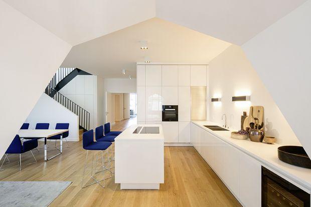 Zorientowany na przyszłość kompleks apartamentów Larsa Hinrichsa w Hamburgu – Apartimentum łączy najnowszą technologię z maksymalną wygodą i wyznacza standardy domów przyszłości, zapewniając najwyższy standard mieszkania.