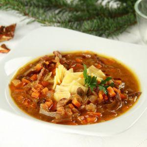 Gabriel zupa grzybowa