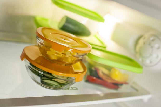 Praktyczne pojemniki na żywność