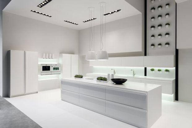 Biała kuchnia: wybieramy meble i dodatki