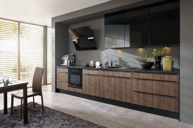 5 pomysłów na meble do kuchni w matowym wykończeniu.