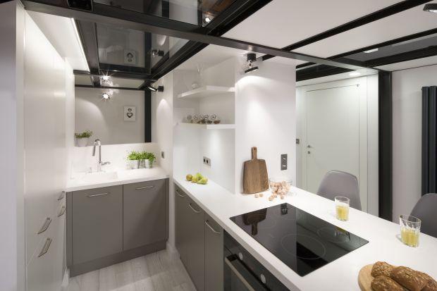 Kuchnia w klimacie loft. 20 pięknych zdjęć