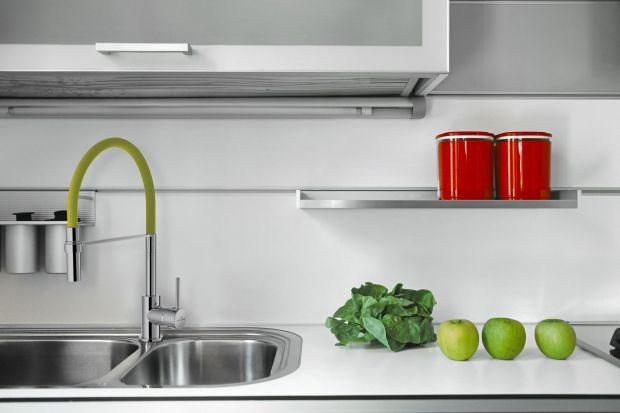 Poczuj wiosnę w kuchni – soczyste barwy nowych baterii zlewozmywakowych