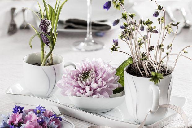 Celebrujemy Wielkanoc z piękną porcelaną