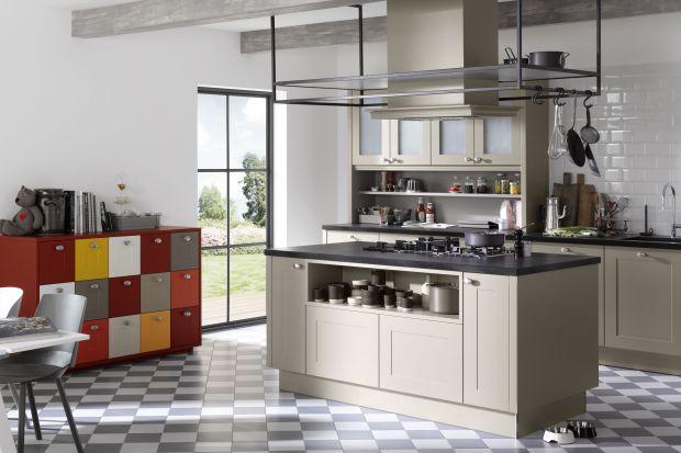 7 pomysłów na kuchnię w stylu retro