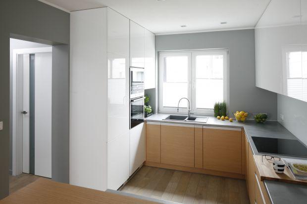 Wysoka zabudowa w kuchni to więcej miejsca do przechowywania. Zobaczcie jak ją dobrze zaplanować.