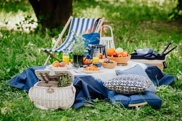 Na piknik przede wszystkim trzeba zabrać dobry humor – to jak wiadomo połowa sukcesu. Druga połowa, to dobrze zaopatrzony kosz.