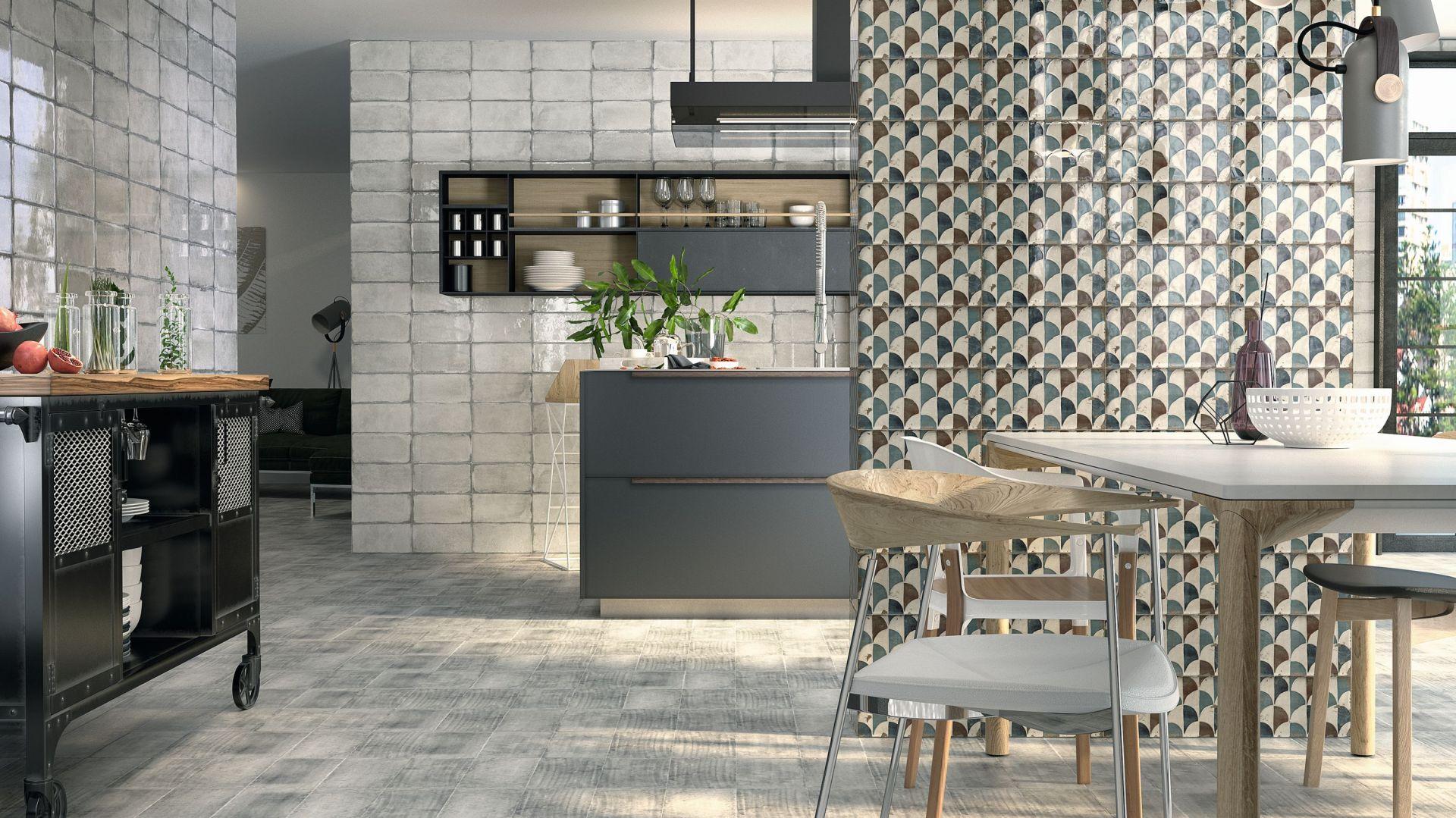 Kolekcja Padua to ceramiczne kafle na ściany i podłogi o wymiarze 20x20 cm, których wzory i kolorystyka czerpią z tradycji śródziemnomorskiej. Mainzu Cerámica