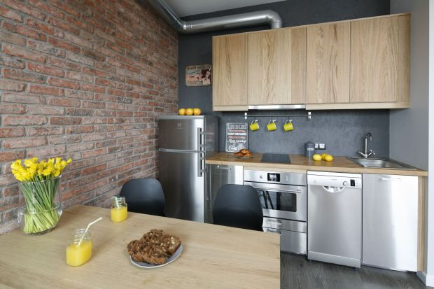 Kuchnia w stylu loft. 20 pięknych zdjęć