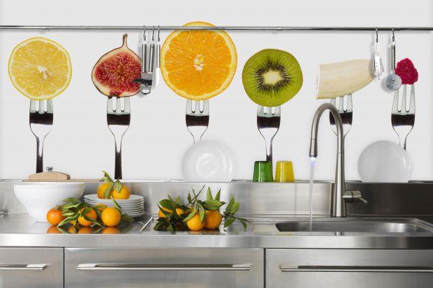 3 pomysły na fototapetę do kuchni.