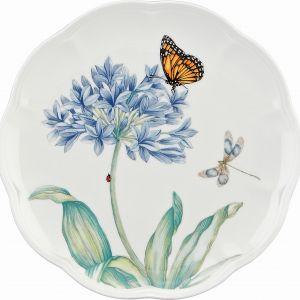 Lenox, talerzyk deserowy Butterfly Meadow Blue