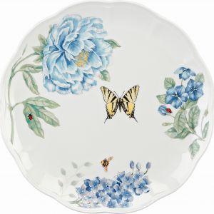 Lenox, talerz obiadowy Butterfly Meadow Blue
