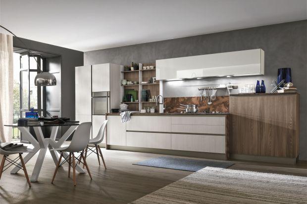 5 pomysłów na otwarte półki w kuchni