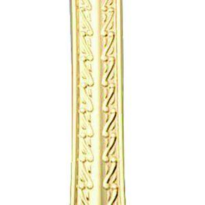 Rosenthal meets Versace, widelec do mięs Medusa Gold