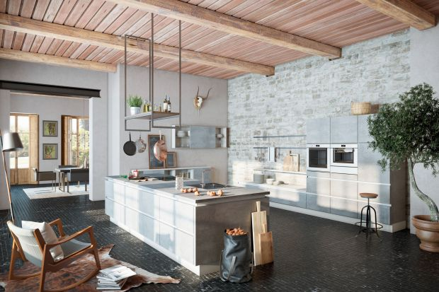 Beton w kuchni. 3 piękne aranżacje