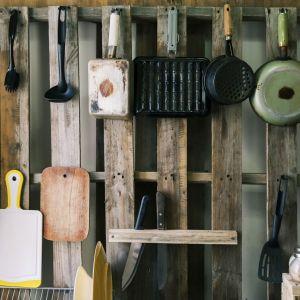 Racjonalne przechowywanie pomoże zapanować nad niechcianym chaosem w domu. Fot. Materiały prasowe.