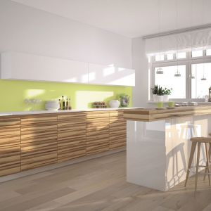 Beckers Designer Kitchen & Bathroom_kolory Energetic Lime