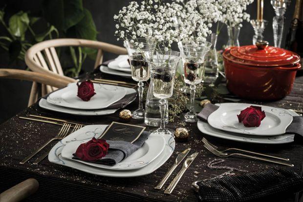 Stylowe aranżacje stołu na Andrzejki