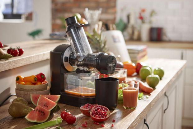 O zaletach i zasadach przygotowywania soków i koktajli opowiada Agata Ziemnicka- Łaska, dietetyczka i ekspert żywieniowy Philips.