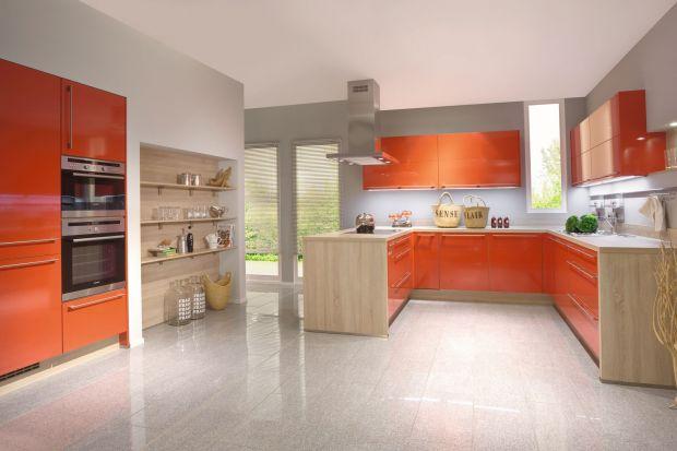 Kuchnia pełna koloru. 15 pięknych zdjęć