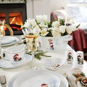 Serwis Santa Christmas, Fyrklӧvern