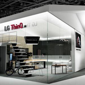 LG ThinQ AI Zone
