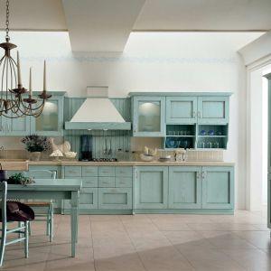 Wiejski styl w kuchni. Fot. Stosa Cucine.