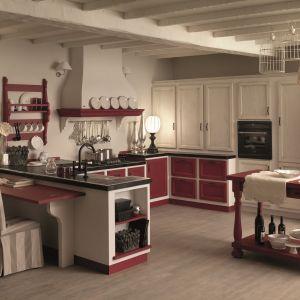 Wiejski styl w kuchni. Fot. Zappalorto.