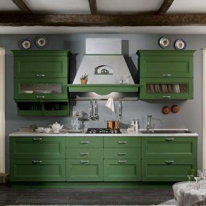 Wiejski styl w kuchni. Fot. Spar.