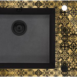 Zlewozmywak Capella Precious Kolor: gold Sugerowana cena brutto: 2 799 zł